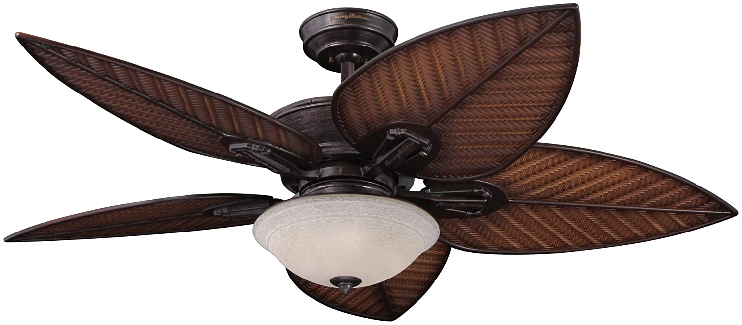 Comparison Chart Of Best Outdoor Ceiling Fans With Lights