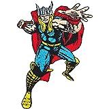 Application Marvel Comics Retro Thor Patch (Color: Blue)