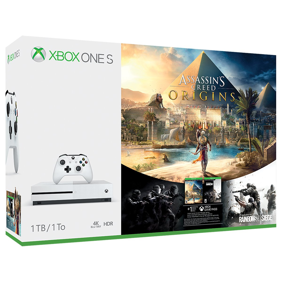 Assassins Creed Origins Bundle