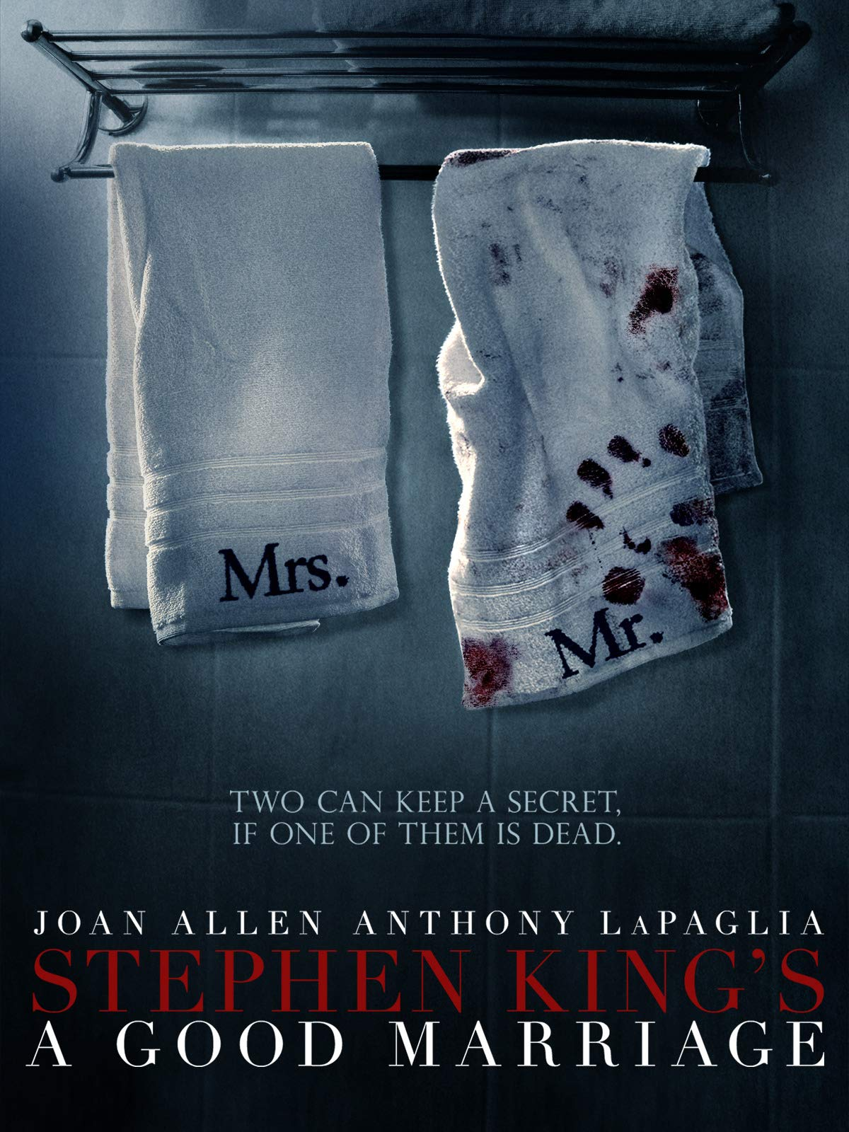 Stephen King's A Good Marriage on Amazon Prime Instant Video UK