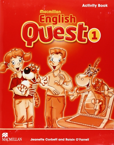 Macmillan English Quest Activity Book Level 1