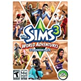The Sims 3: World Adventures Expansion Pack