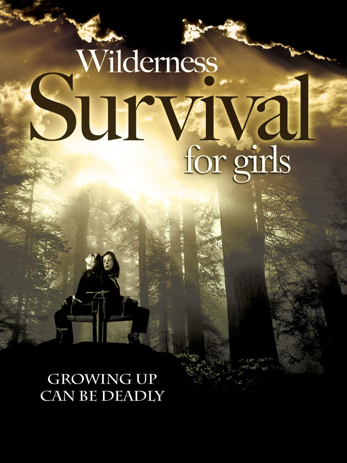 Wilderness Survival for Girls on Amazon Prime Video UK