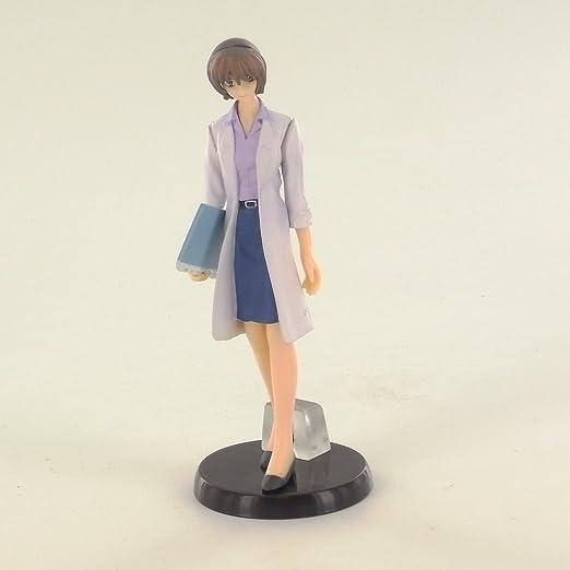 Evangelion Figurine Gashapon Néon Génesis HGIF 3 Yui Ikari