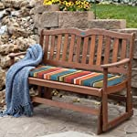 Outdoor Gliders Bench Furniture Swings Retro LoveSeat Patio Porch Picnic Wood Outdoors Lawn Garden Park Benches Wooden For Sale Outside Cheap Best Seating Natural