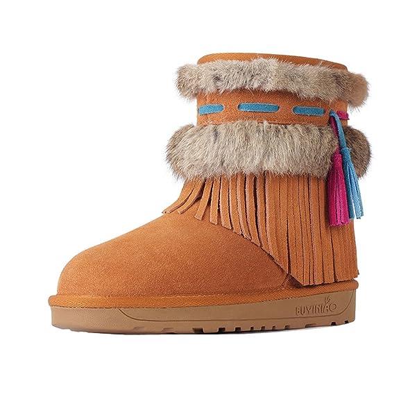 Finerolls Bottines Boots Plates Femme
