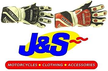 berik g-8639Gants de moto en cuir Racing Gant de moto J & S