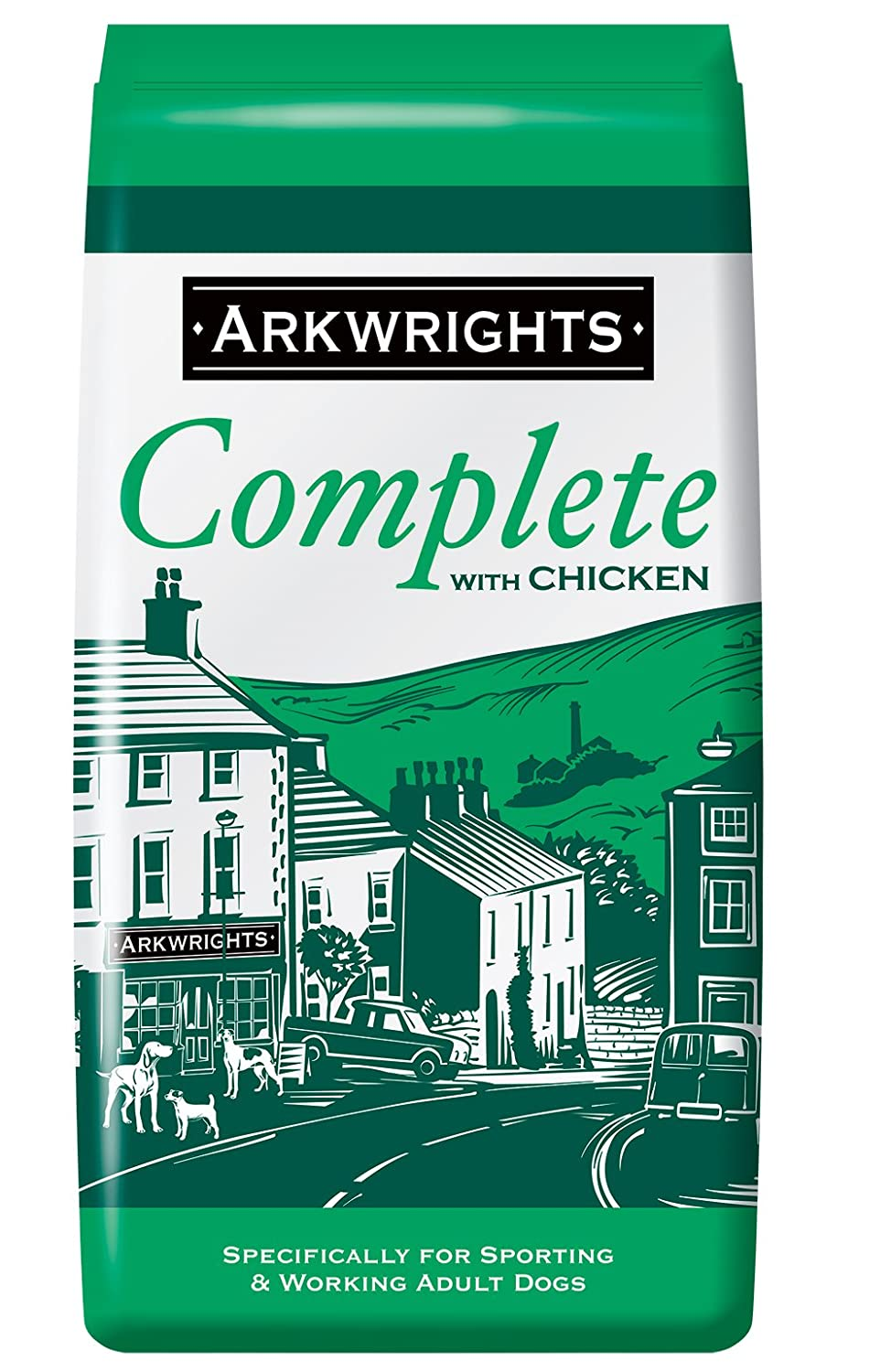 Arkwrights Dog Food Free Delivery