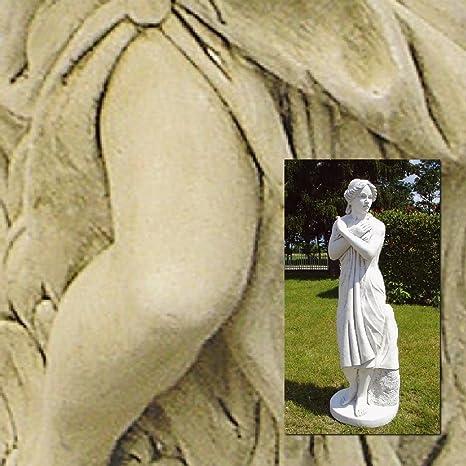 Statue de jardin Serenita 'cm160h dans les différents couleurs antichizzata