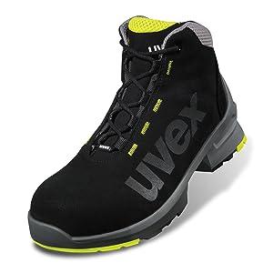 Uvex SicherheitsSchnürstiefel uvex 1 S2, SRC, Weite 11  Schuhe & HandtaschenKritiken und weitere Infos
