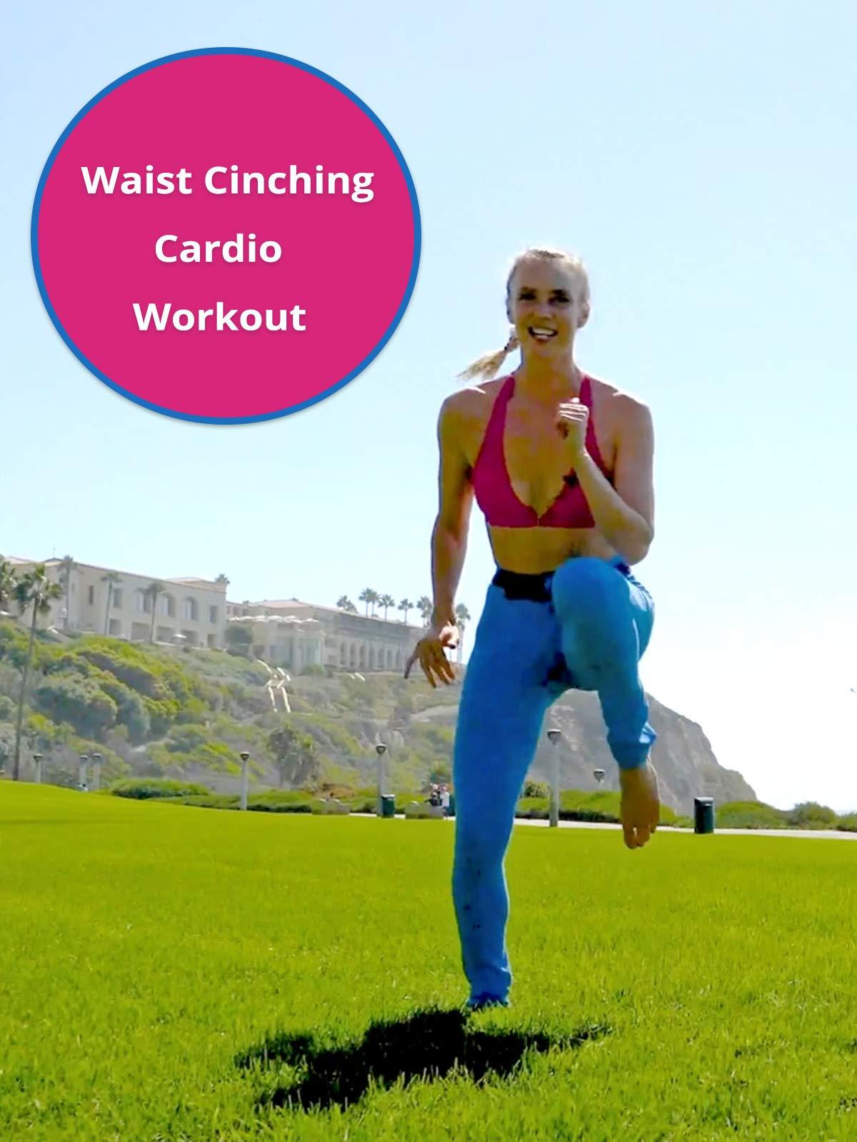 Waist Cinching Cardio Workout