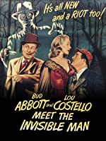 Abbott and Costello Meet the Invisible Man