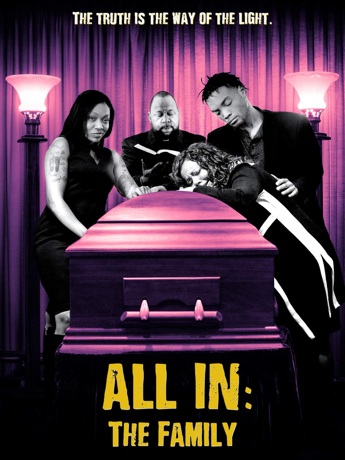 All In: The Family on Amazon Prime Video UK