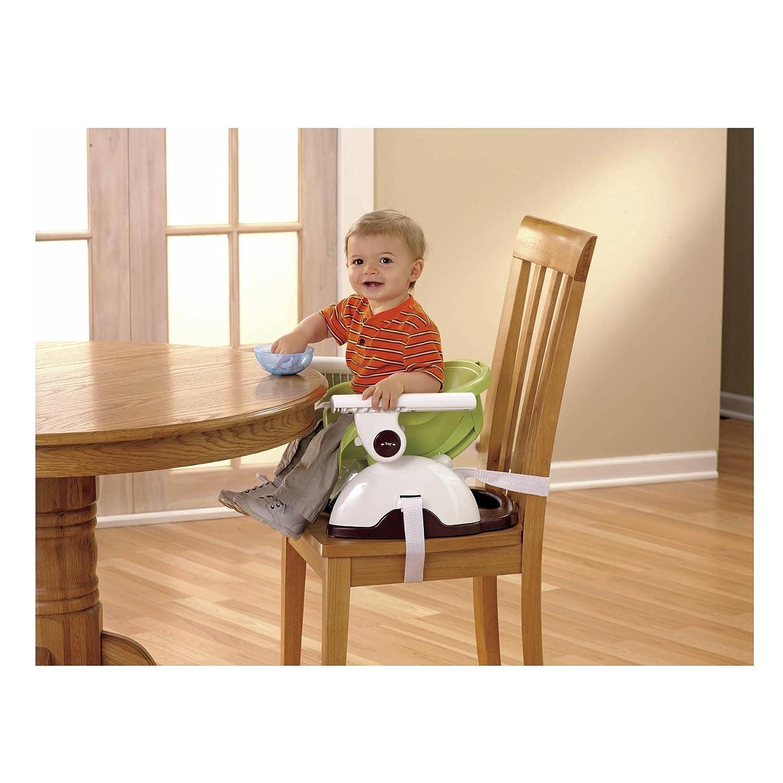 Fisher price silla para comer modelo rainforest de lujo for Silla fisher price para comer
