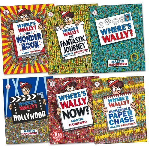 wheres-wally-collection-6-books-set-rrp-4194-wheres-wally-wheres-wally-now-wheres-wally-in-hollywood