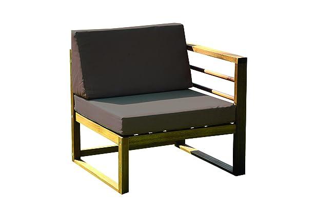 Console Giardino 665 043 - Set di mobili da giardino Brisbane