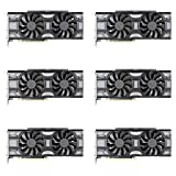 6 pack of EVGA GeForce GTX 1070 Ti SC GAMING ACX 3.0 Black Edition, 8GB GDDR5, EVGA OCX Scanner OC, White LED, DX12OSD Support \(PXOC\) Graphics Card 08G-P4-5671-KR