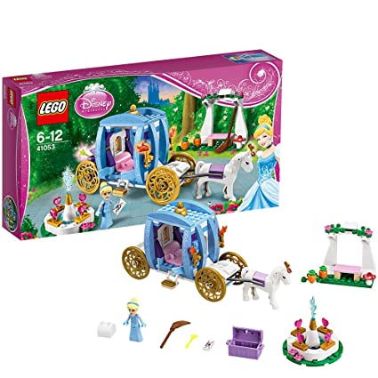 Lego - A1401801 - Carrosse Enchantée - Cendrillon