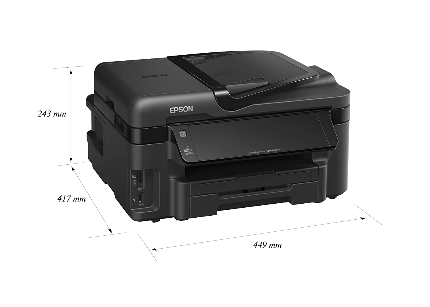 Epson WorkForce WF-3520DWF Multifunktionsgerät