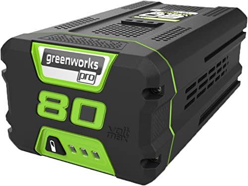 GreenWorks GBA80400 80V Lithium Ion Battery