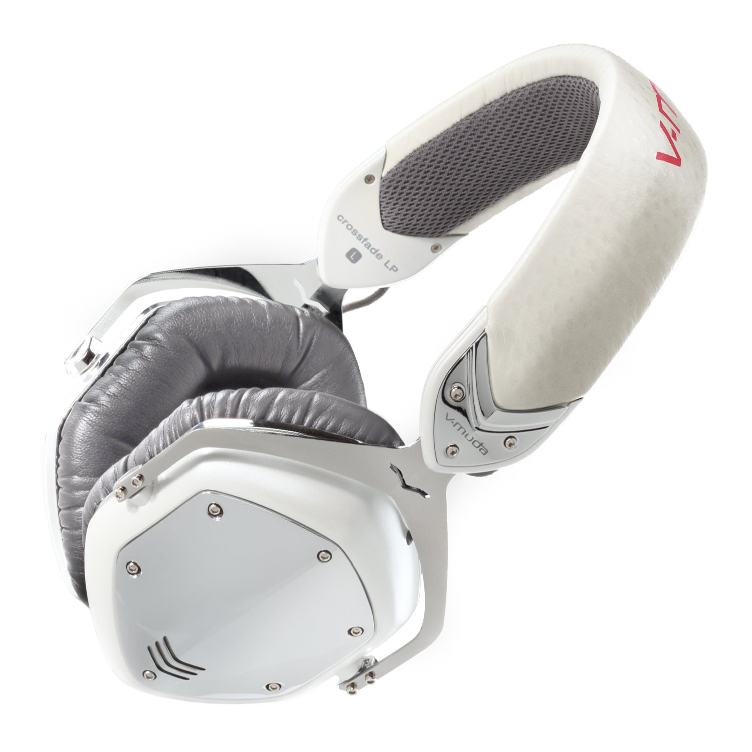 V-MODA Crossfade LP Over-Ear Noise-Isolating Metal Headphone ($69.99)
