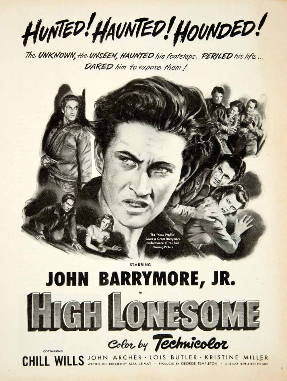 High Lonesome Film Poster