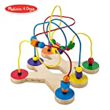 Melissa & Doug Classic Bead Maze - Wooden Educational Toy
