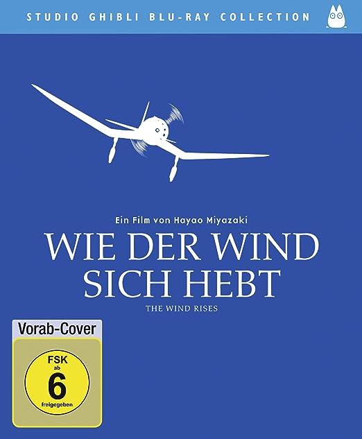 Wie der Wind sich hebt, Blu-ray