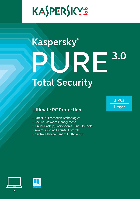Kaspersky pure total security 2017 serial key