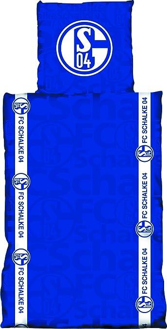 FC Schalke 04 Bed Linen microfibre Bande mit