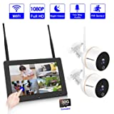 ?PLUG&PLAY?4CH Wireless Security Camera System,SMONET 7