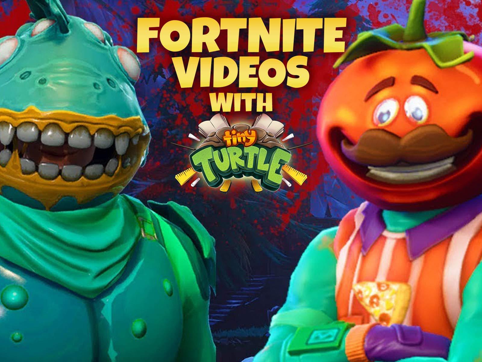 Clip: Fortnite Videos with Tiny Turtle - Season 1