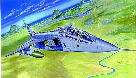 Italeri - I1251 - Maquette - Aviation - Jaguar T 2 - Echelle 1:72