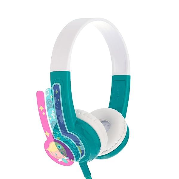Explore Volume Limiting Kids Headphones Durable Comfortable