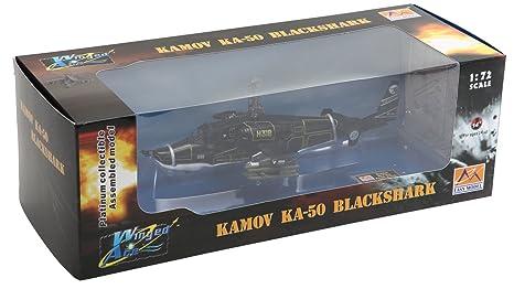 Easy Model 1:72 - Kamov Ka-50 Blackshark - Russian Air Force No. 318 'Werewolf' (EM37024)
