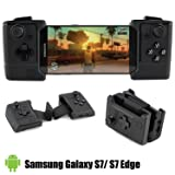 Gamevice Controller – Gamepad Fortnite Game Controller for Android Samsung Galaxy S7/S7 Edge - 300+ Compatible Games (GV167) (Color: Galaxy S7 / S7 Edge, Tamaño: Galaxy S7 / S7 Edge)