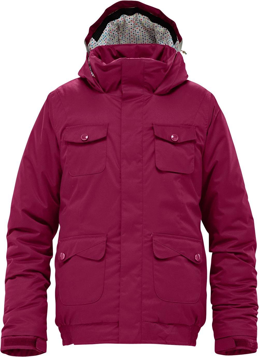 Burton Girls Twist BMR Jacket Mädchen Snowboardjacke glamberry