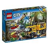 レゴ(LEGO)シティ ジャングル探検移動基地 60160