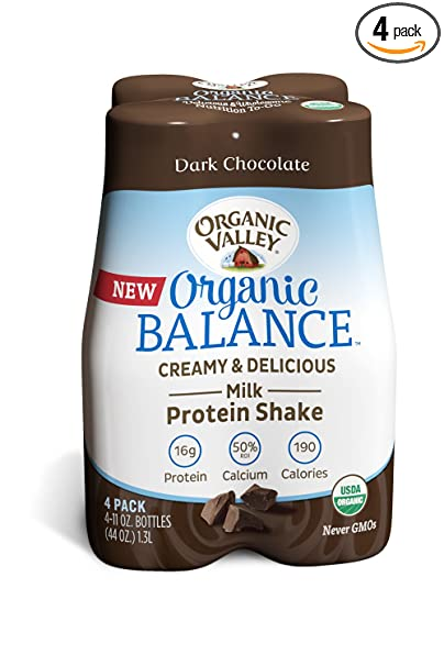 Organic Valley Farms Organic Valley Balance Dark