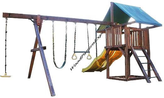 Как сделать детский комплекс