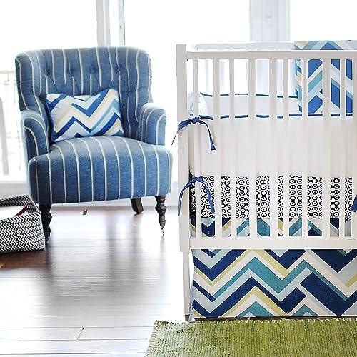Chevron Crib Bedding Sets Tktb