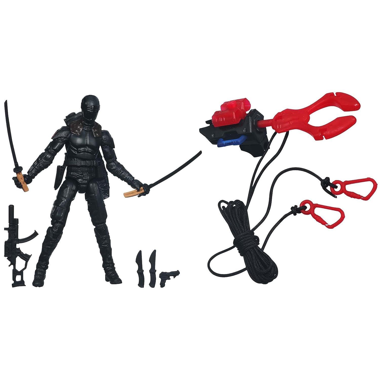 Hasbro G.I. Joe Ninja Duel Snake Eyes with Zip Line Launches – Retaliation – Actionfigur jetzt bestellen