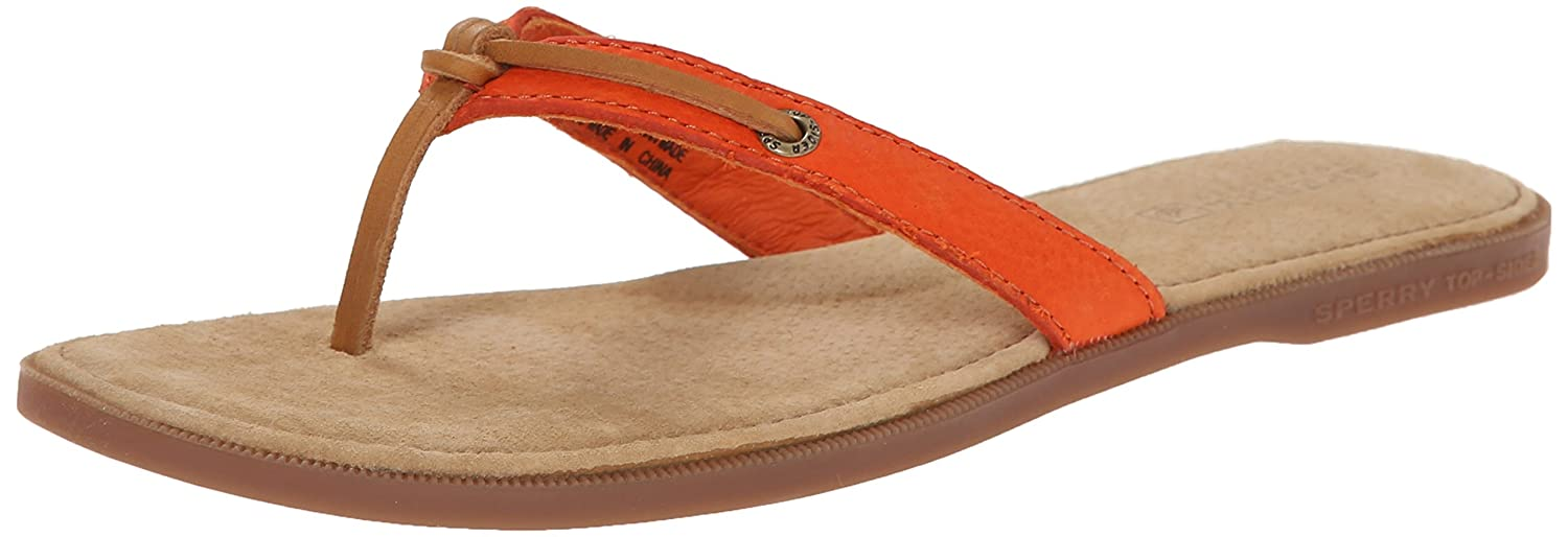 Sperry Top-Sider Women's Calla Rubber Flip Flop sperry top sider bahama boat shoe little kid big kid