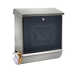 BurgWächter BriefkastenSet, LUCCASET 37130 NI Letter  BaumarktKundenbewertung und weitere Informationen