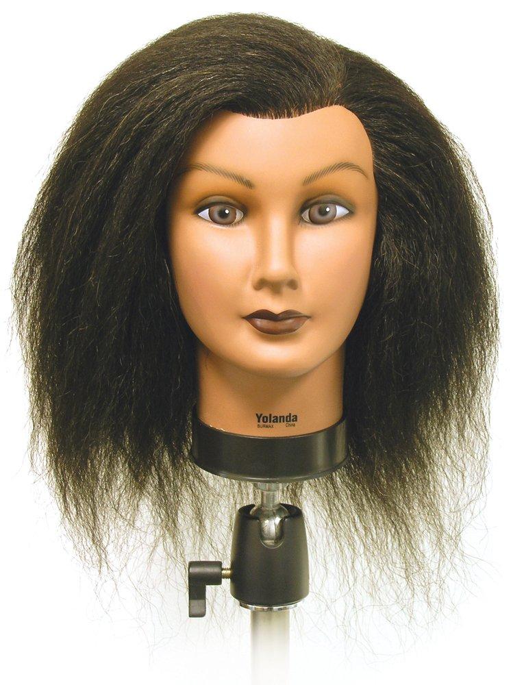 Long Hair Manikin Yak Hair Manikin
