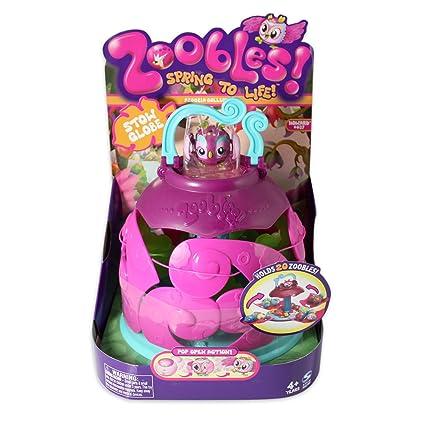 Zoobles - 6015741 - Poupée et Mini poupée - Nid de Transport