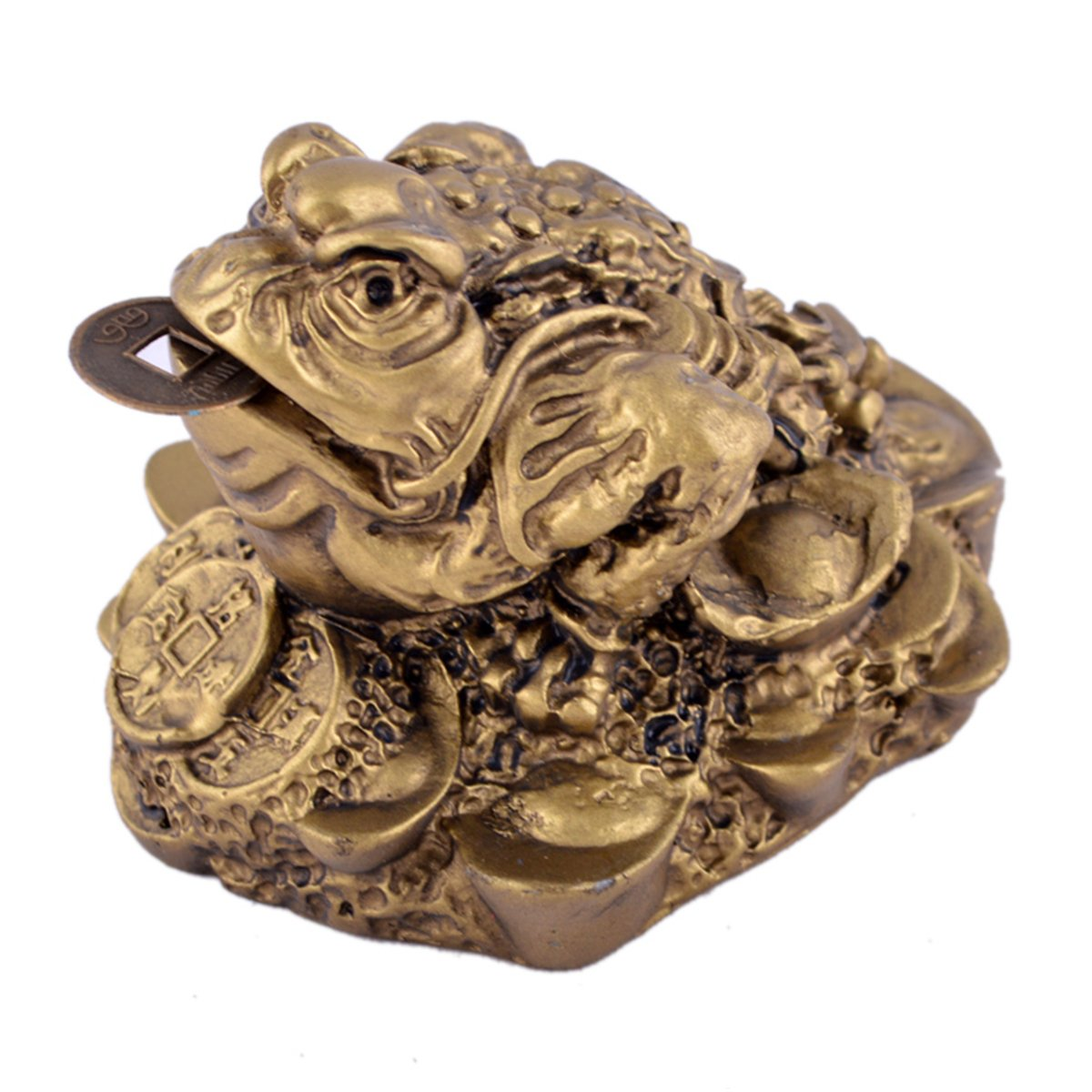 feng shui money frog three legged to attract wealth. Black Bedroom Furniture Sets. Home Design Ideas