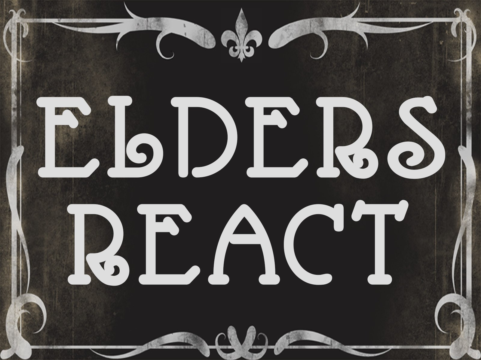 Elders React on Amazon Prime Video UK