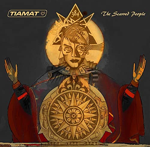 Tiamat - The Scarred People (Limited Edition)