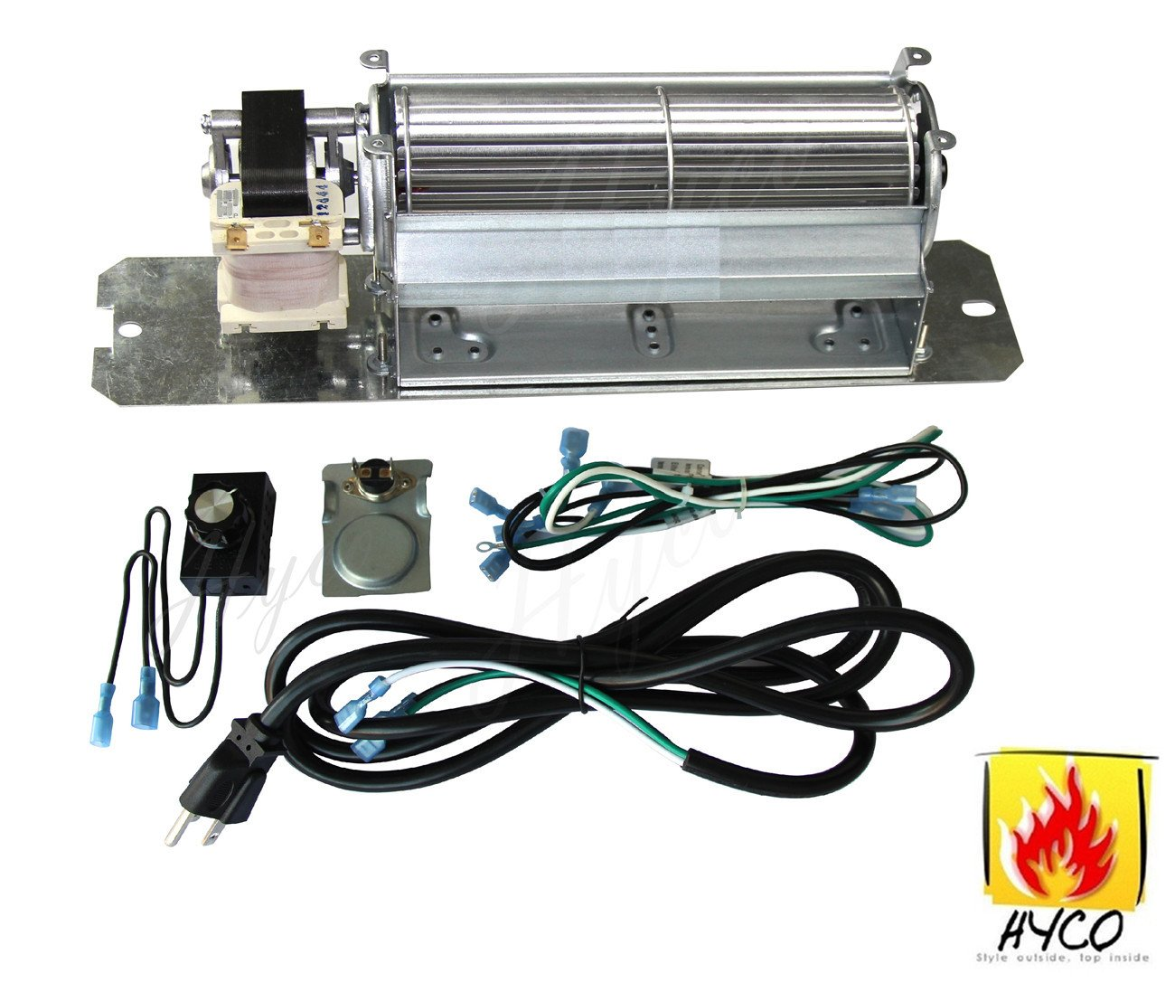 GZ550 Fireplace Blower Fan Kit for Continental Napoleon